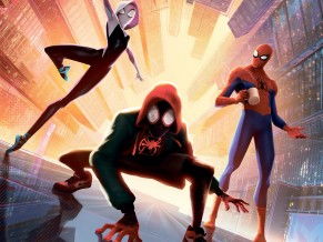 Spider Man Into the Spider Verse 4K 5K