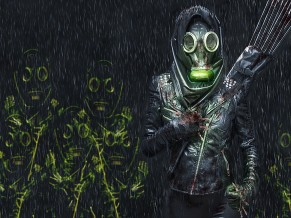 Toxic Gas Mask 5K