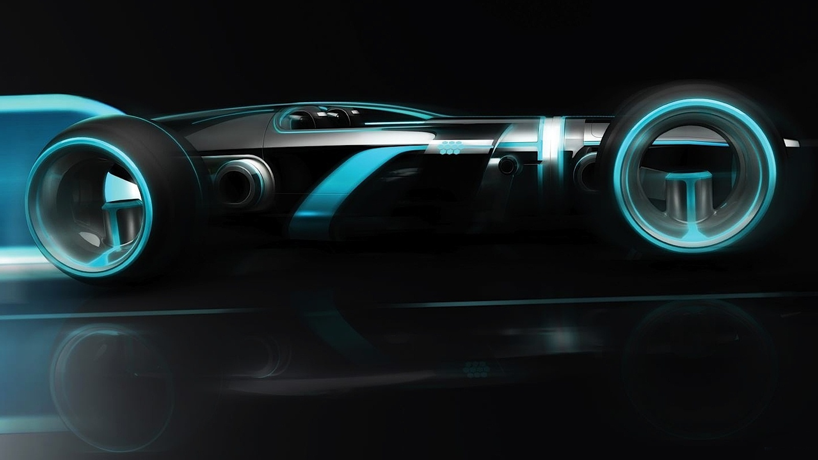 Tron Super Lightcycle Hd Wallpapers Wallpapers Hd