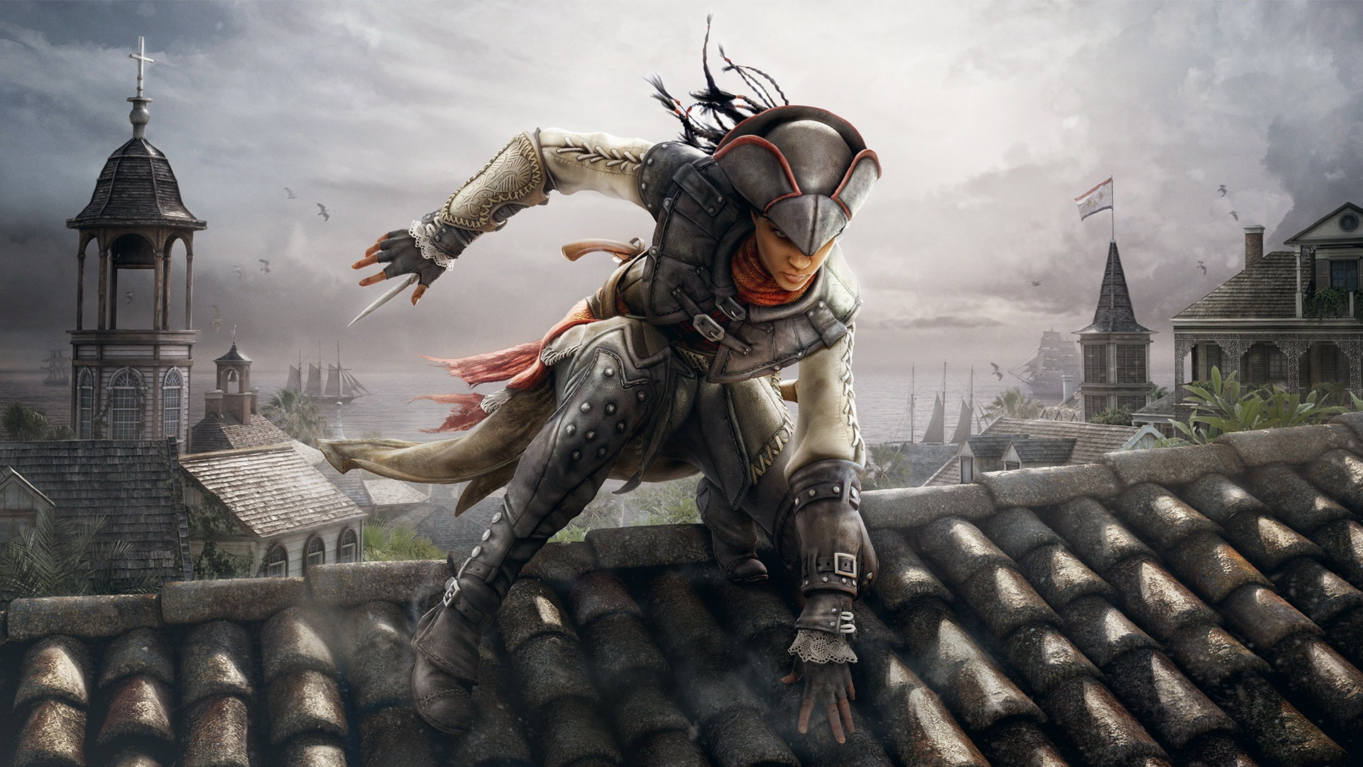 Assassins Creed 3 Liberation Wallpapers Wallpapers Hd