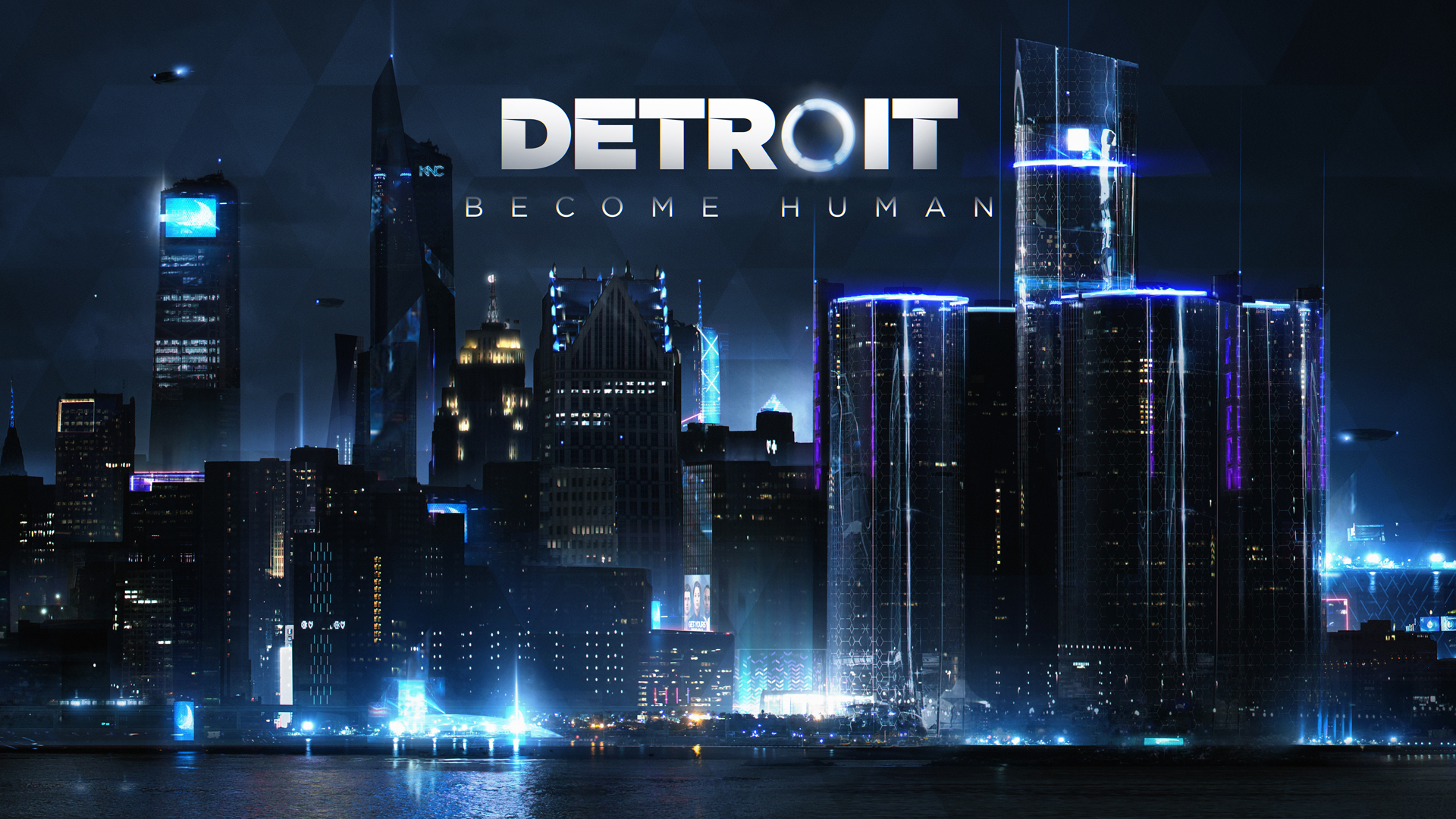 Detroit Become Human Wallpapers Wallpapers Hd