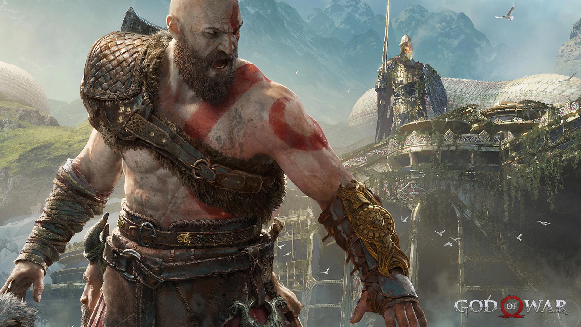 God Of War Kratos Wallpapers Wallpapers Hd