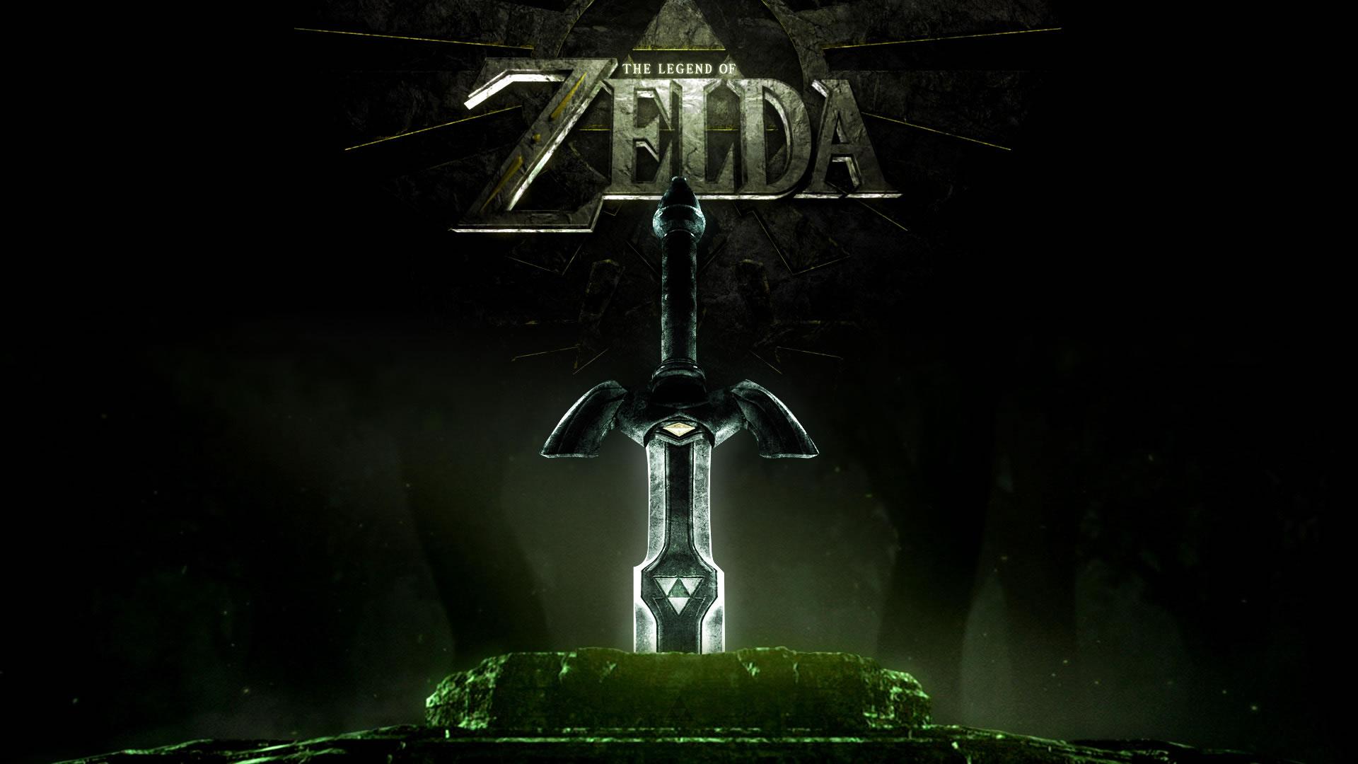 The Legend Of Zelda Wallpapers Wallpapers Hd