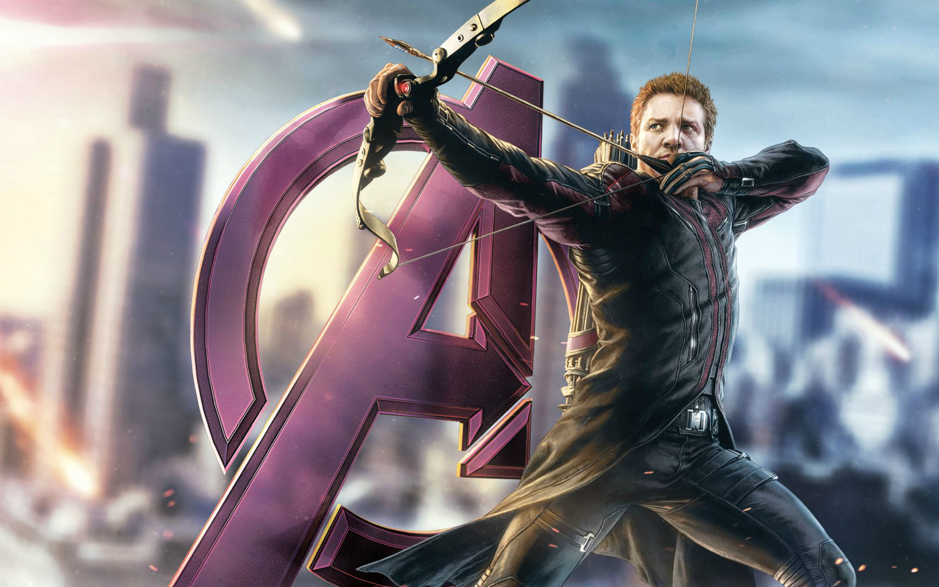 Avengers Hawkeye Wallpapers | Wallpapers HD