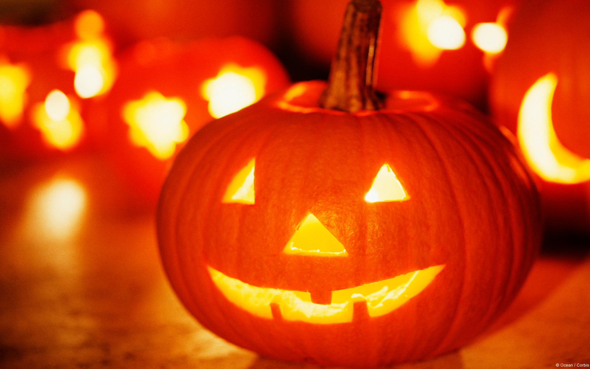 Halloween Jack O Lantern Wallpapers Wallpapers Hd