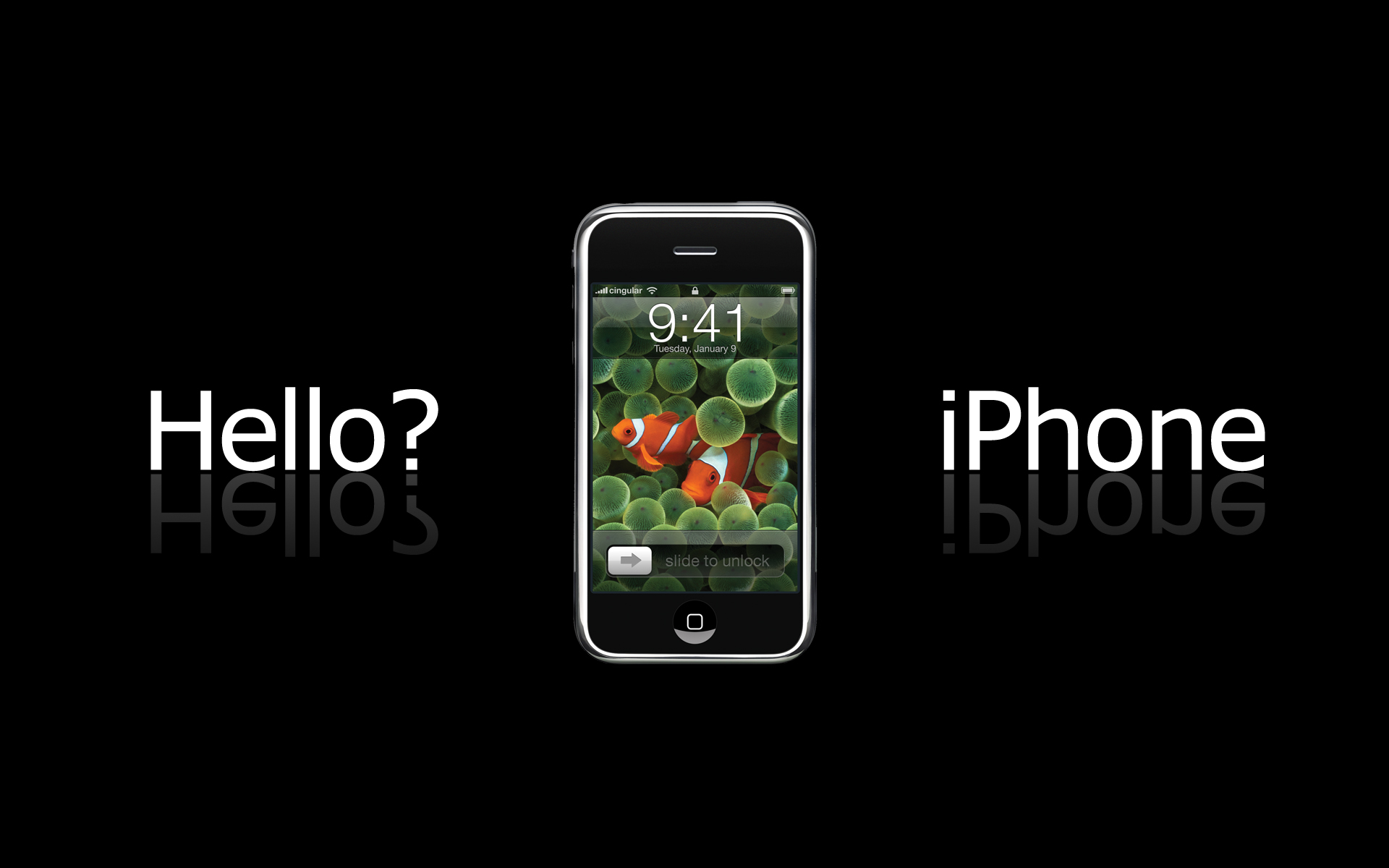 Hello iPhone Widescreen Wallpapers | Wallpapers HD