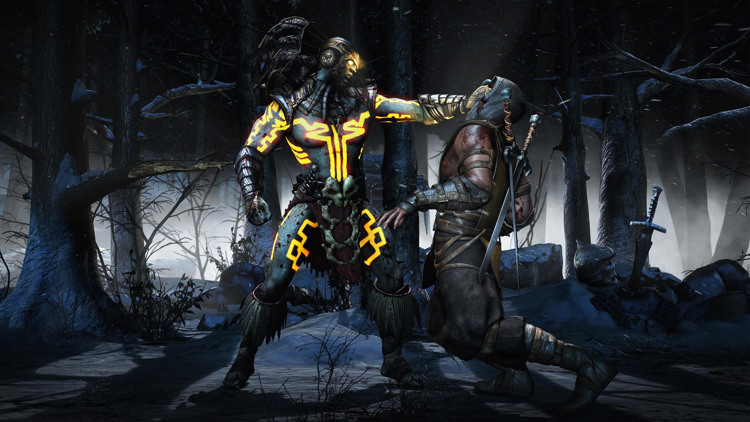 71 Mortal Kombat X Wallpaper Hd