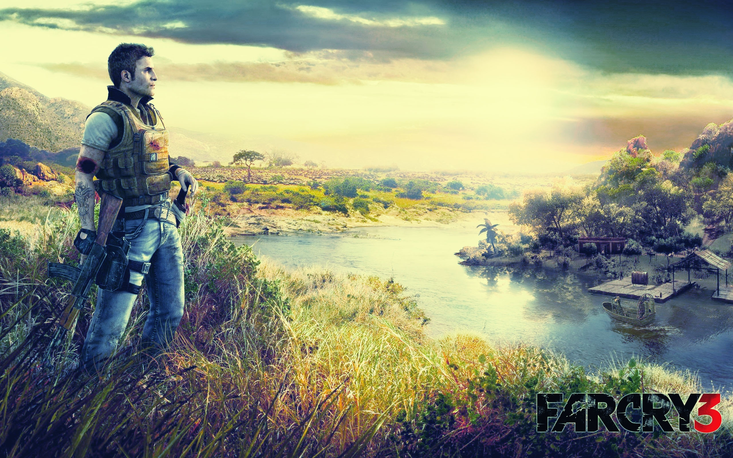 2012 Far Cry 3 Wallpapers Wallpapers Hd