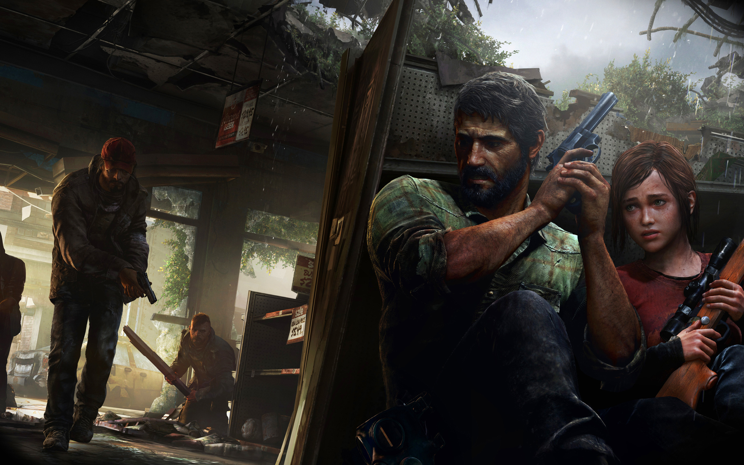The Last Of Us 2013 Game Wallpapers Wallpapers Hd