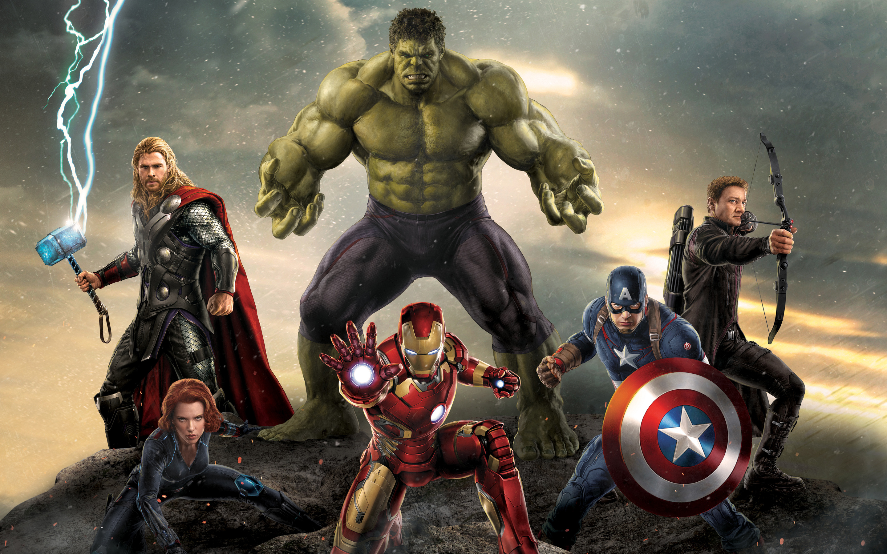 Avengers Wallpapers Wallpapers Hd