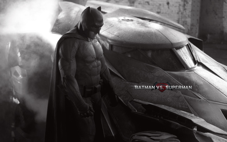 Batman In Batman V Superman Wallpapers Wallpapers Hd