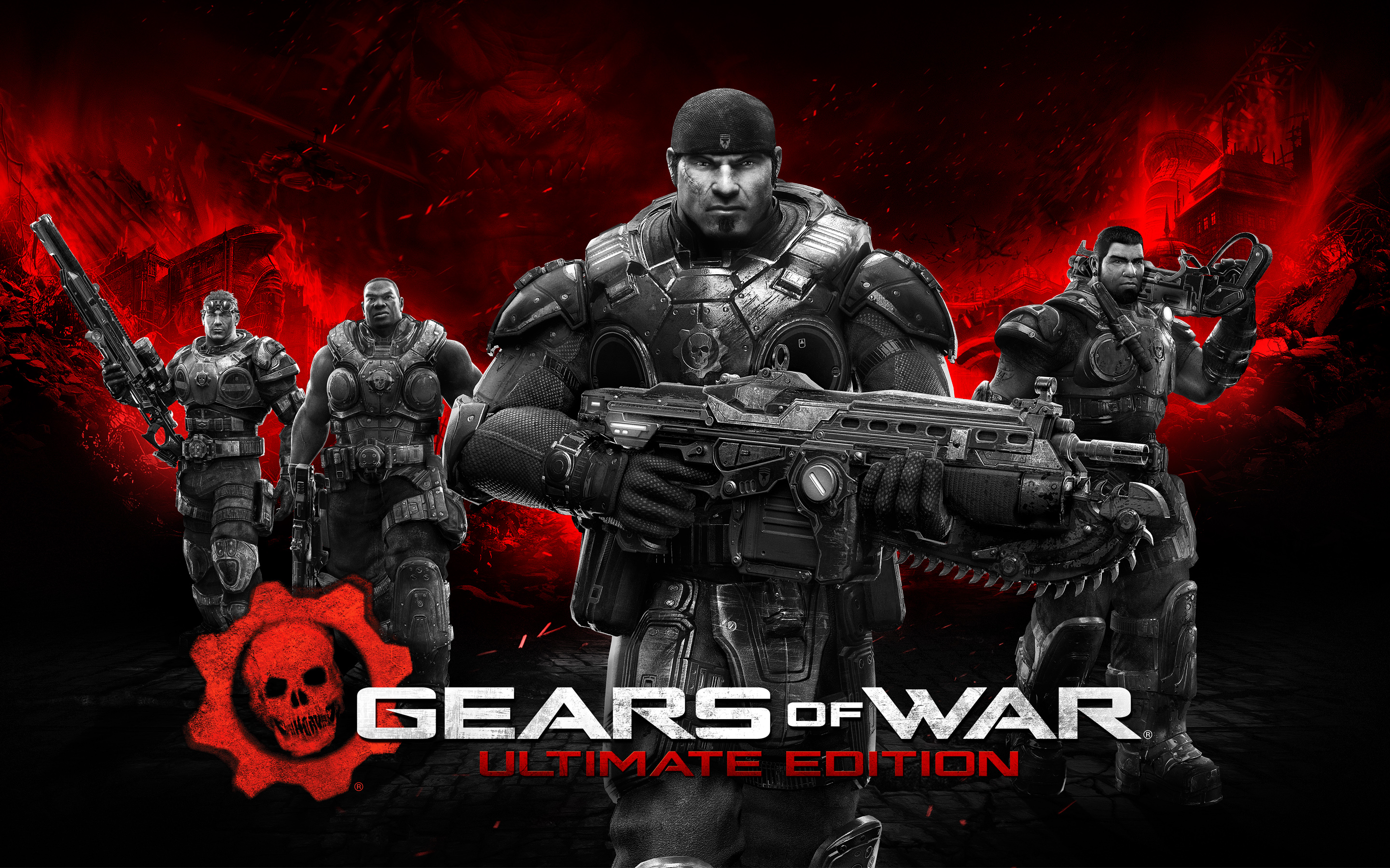Gears Of War Ultimate Edition Wallpapers Wallpapers Hd