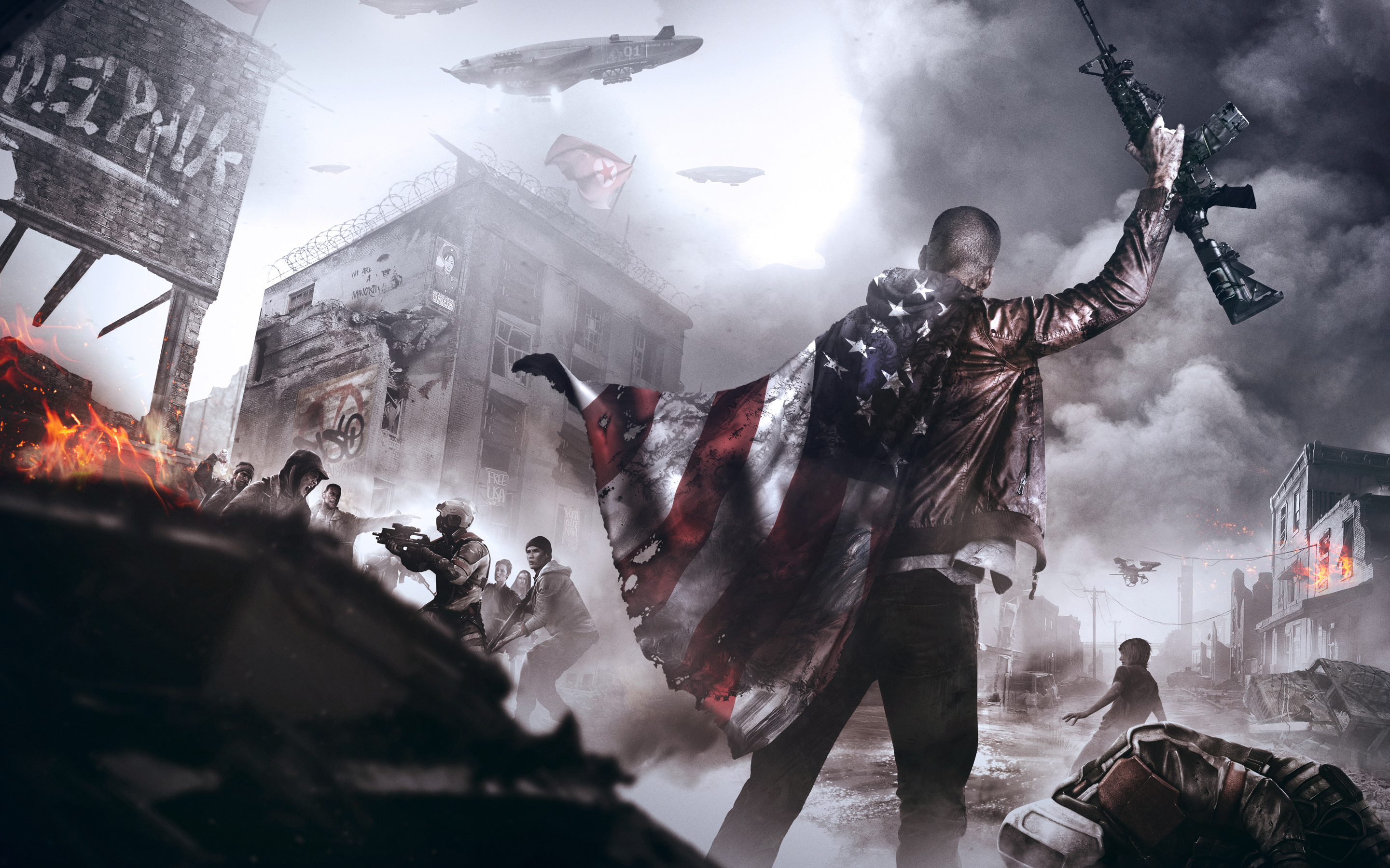 Homefront the revolution 2016 wallpapers wallpapers hd for Terengganu home wallpaper 2016