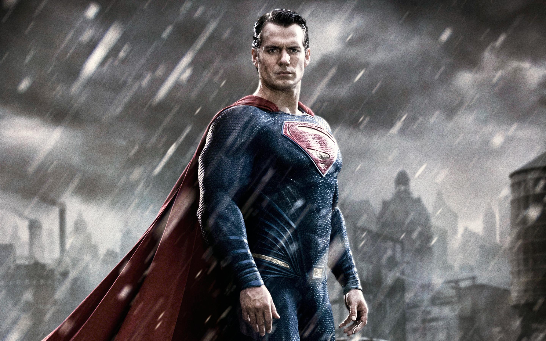 Superman In Batman V Superman Dawn Of Justice Wallpapers