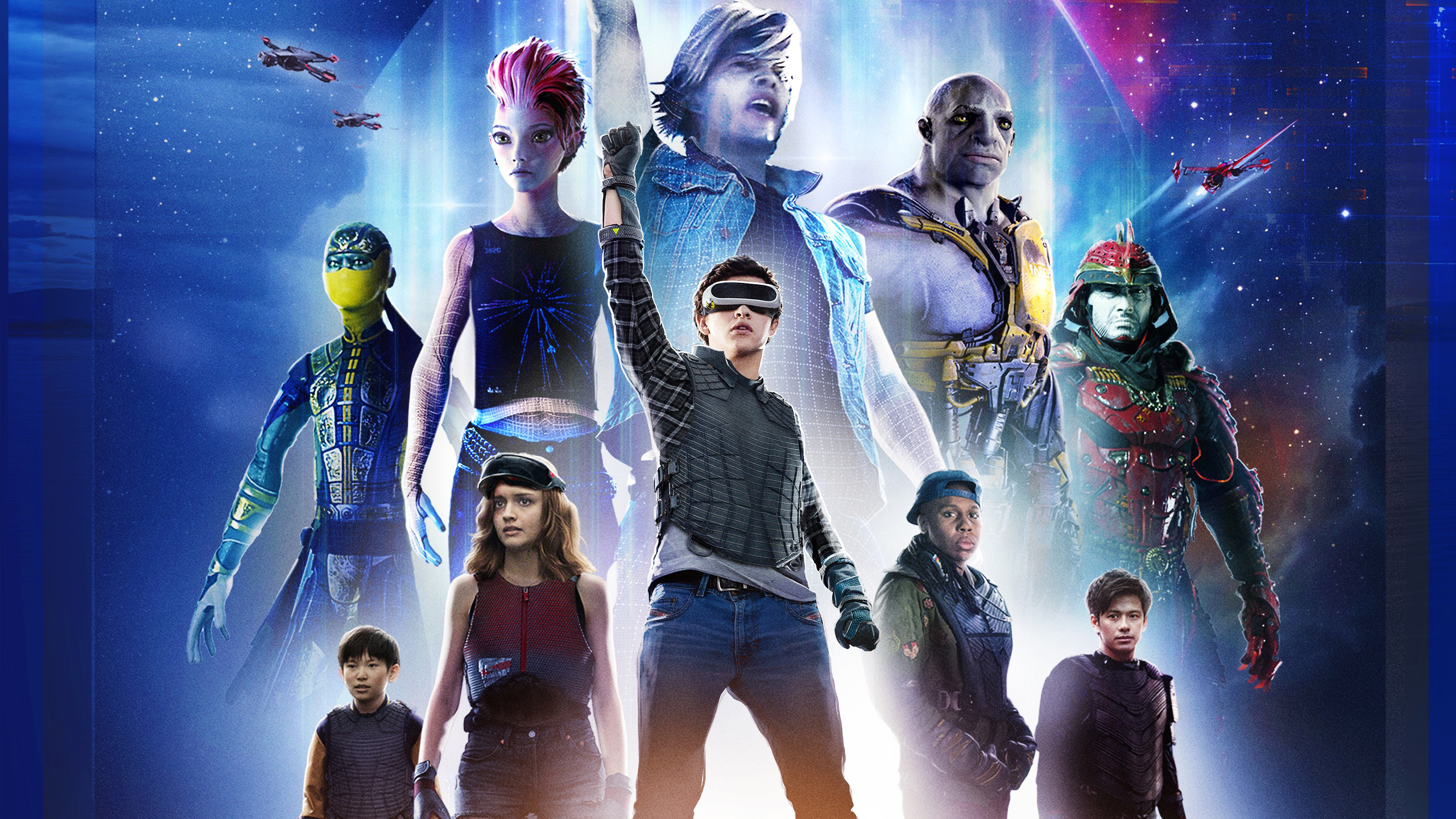 Ready Player One Wallpapers Wallpapers Hd