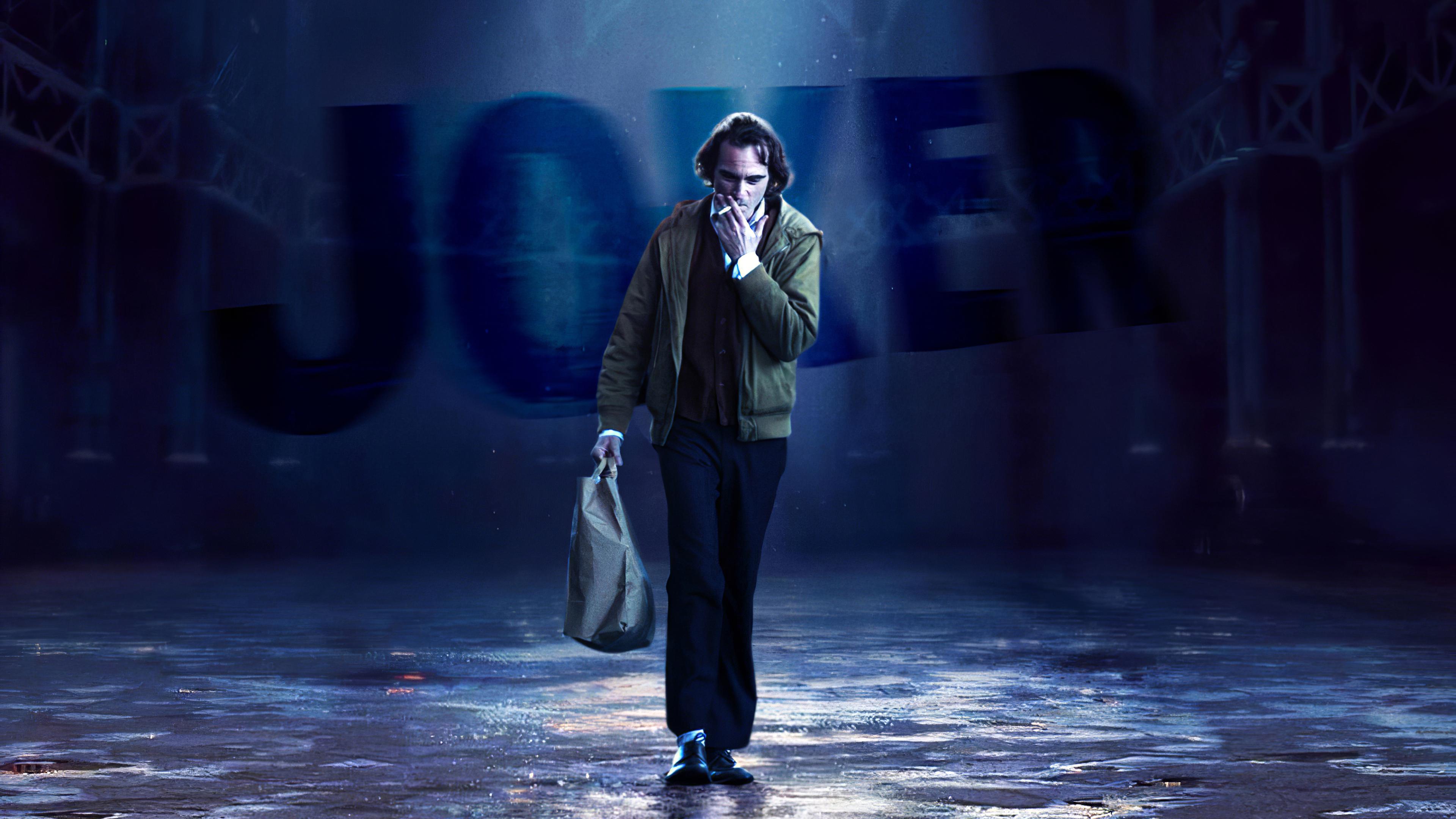 Joker 4K Wallpapers - Wallpapers HD