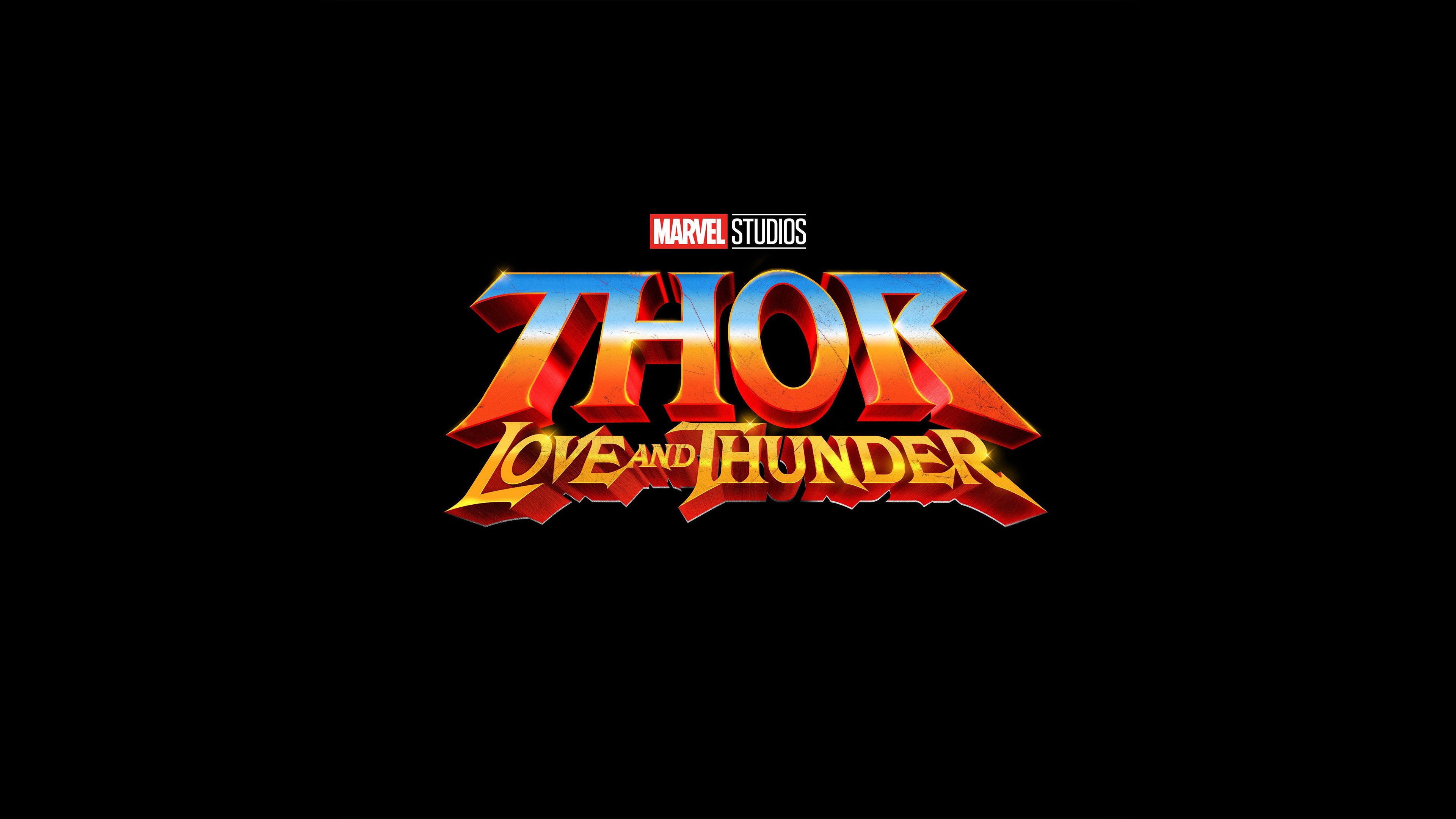 Thor Love Thunder 2021 4K Wallpapers | Wallpapers HD