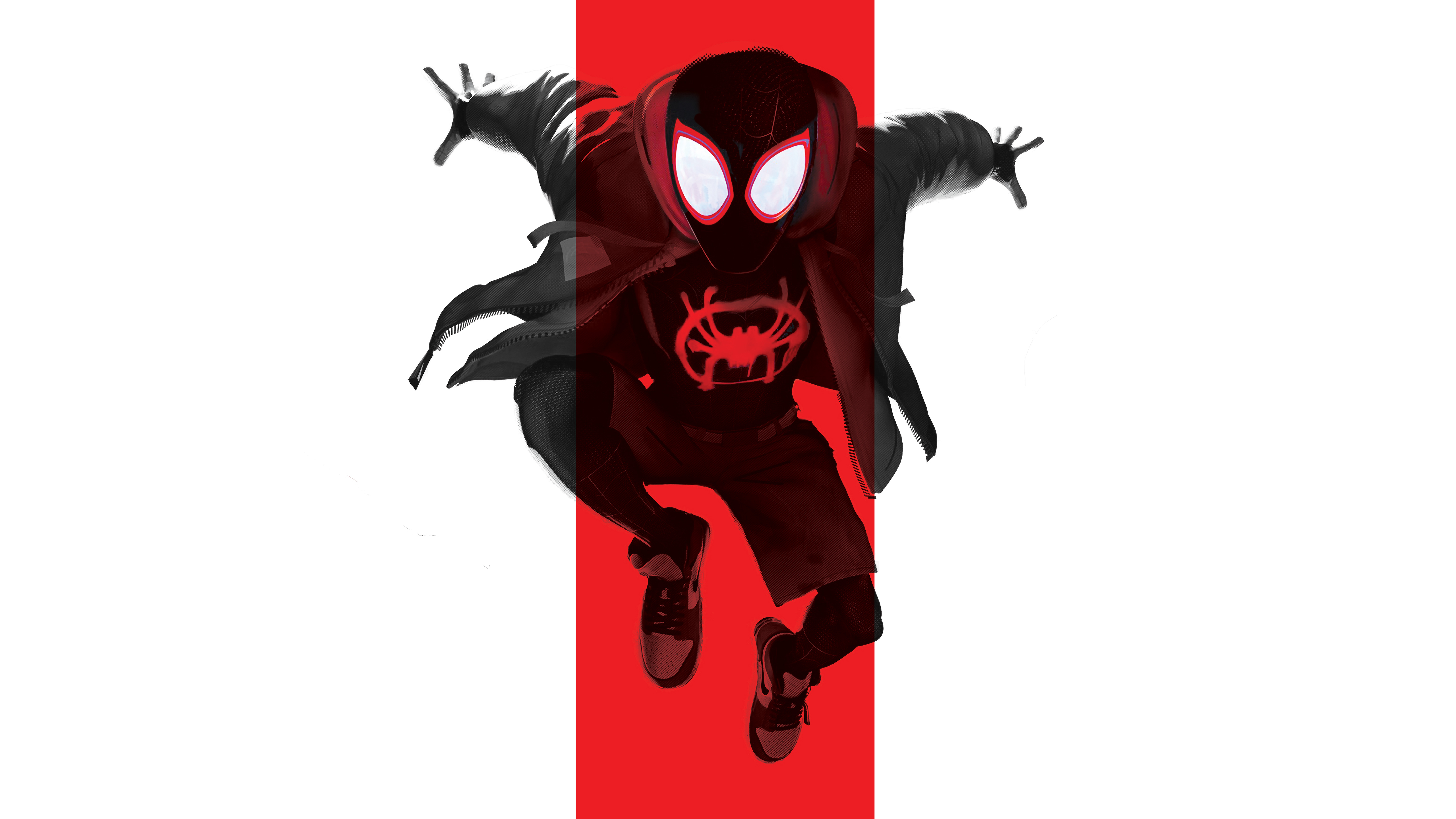 Miles Morales Spider Man 5k Wallpapers Wallpapers Hd
